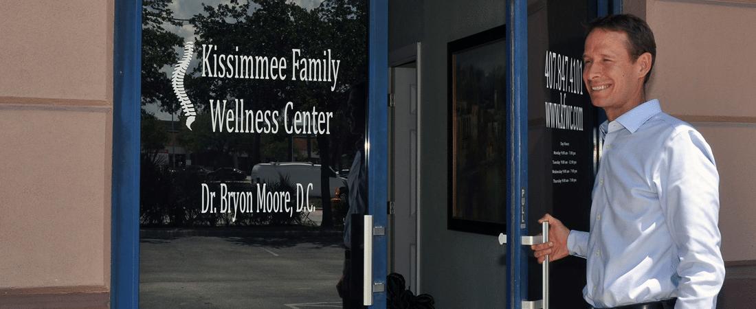 Chiropractic Kissimmee FL exterior