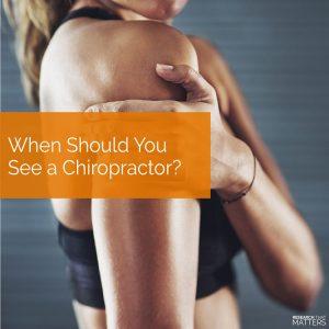 Chiropractic Kissimmee FL Shoulder Pain