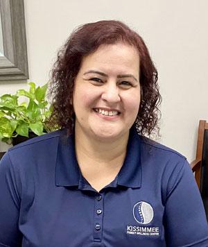 Chiropractic Kissimmee FL Lourdes Massage Therapist