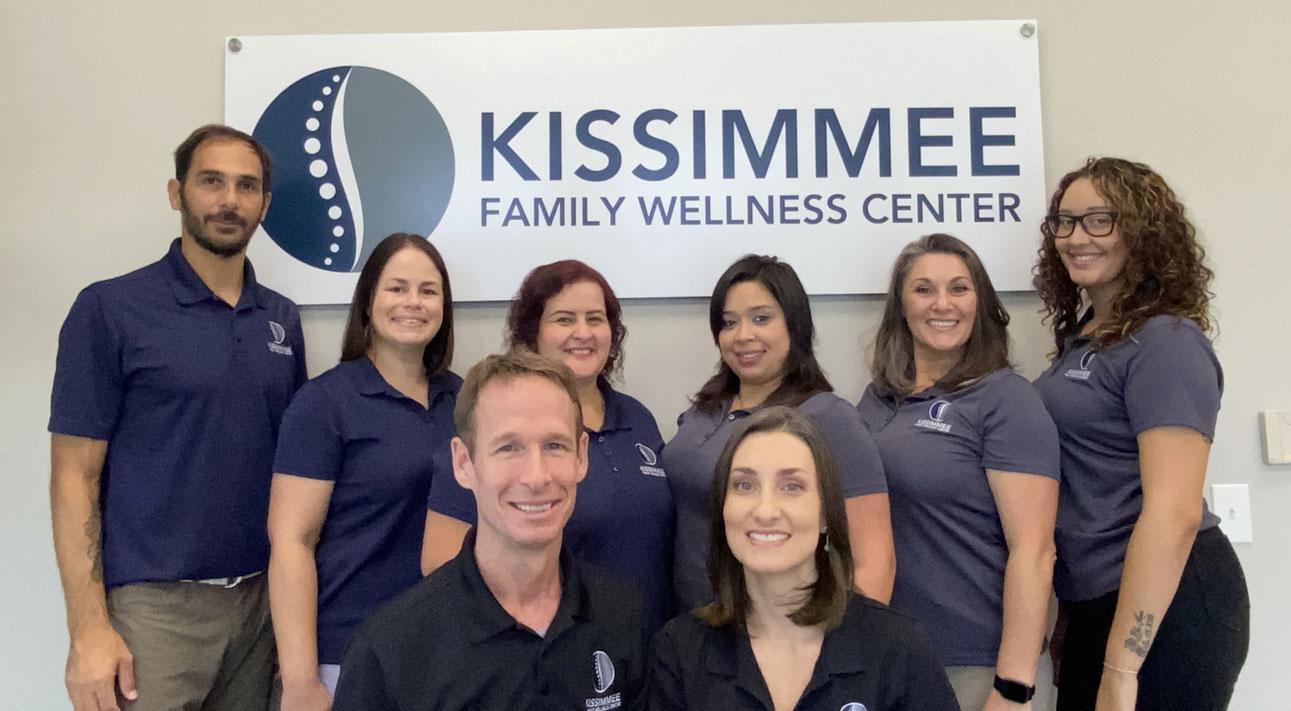 Chiropractic Kissimmee FL Staff
