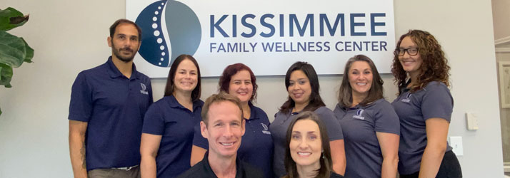 Chiropractic Kissimmee FL Team at Kissimmee Family Wellness Center